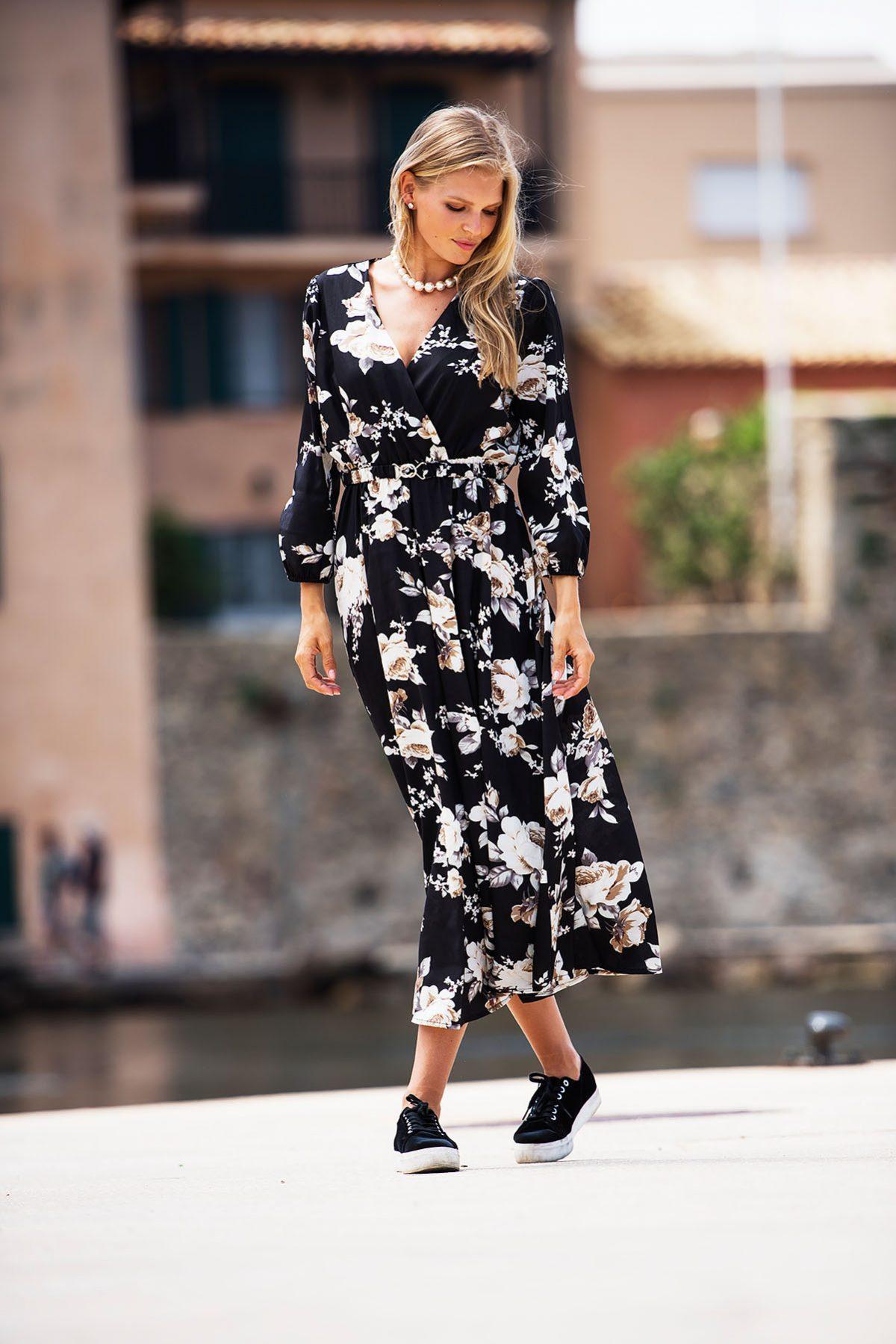 20471a4d07c2 Lang kjole Ane Mone - Bryggerhuset på Jahren